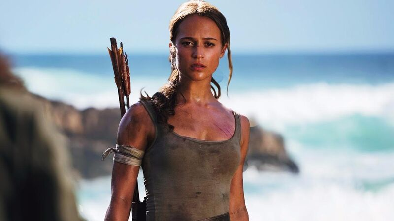 Image result for Alicia Vikander – Lara Croft