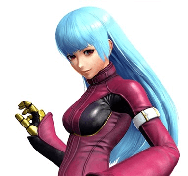 King of Fighters XIV Roster-Kula-kofxiv
