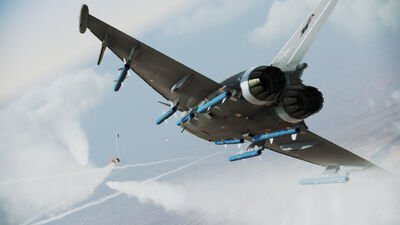 Bandai Namco Releases 'Ace Combat Infinity' Update 13