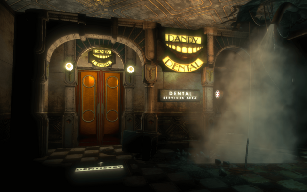 Dandy-Dental-Bioshock