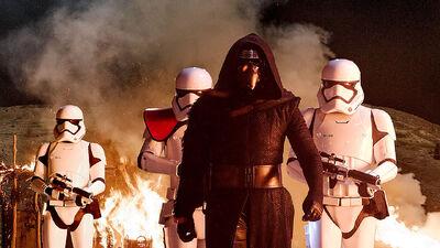 'Star Wars' and 'Star Trek' Dominate Saturn Awards Ceremony