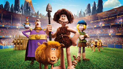 'Early Man' Review: All the Claymation Charm But Slightly Off-Target