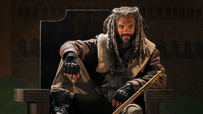 'The Walking Dead': What Is The Kingdom and Who Is King Ezekiel?