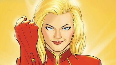 Brie Larson Cast as Captain Marvel