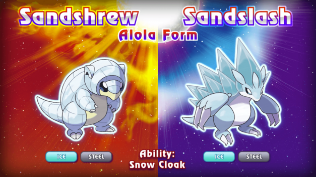 Pokemon Sun Moon New Monsters