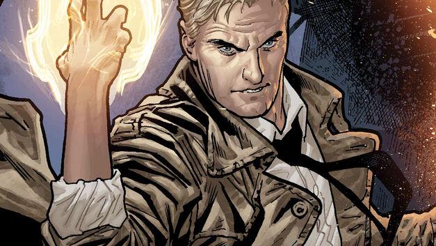 John Constantine DC comics