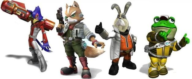 Star-Fox-Team