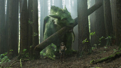 Disney's 'Pete's Dragon' New Trailer and Poster