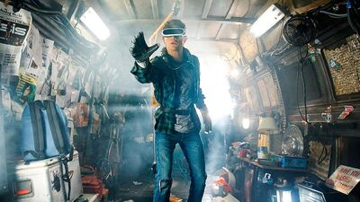 Steven Spielberg Trained with James Cameron for 'Ready Player One'