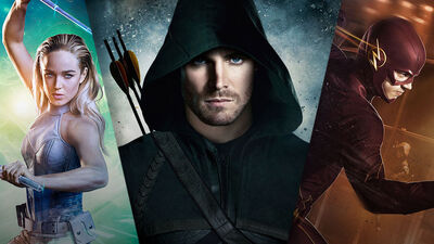 New 'The Flash,' 'Supergirl,' 'Arrow,' 'Legends of Tomorrow' Reveals
