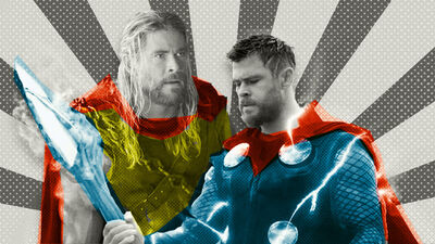 What We Can Learn From Thicc Thor