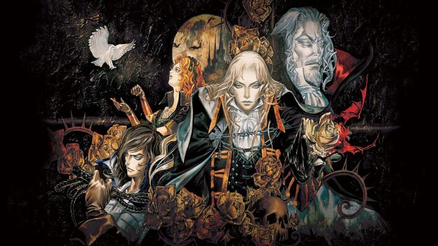 Castlevania 30th Anniversary Symphony of the Night