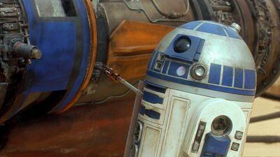 'Star Wars: The Last Jedi' – R2-D2 Casting Announced