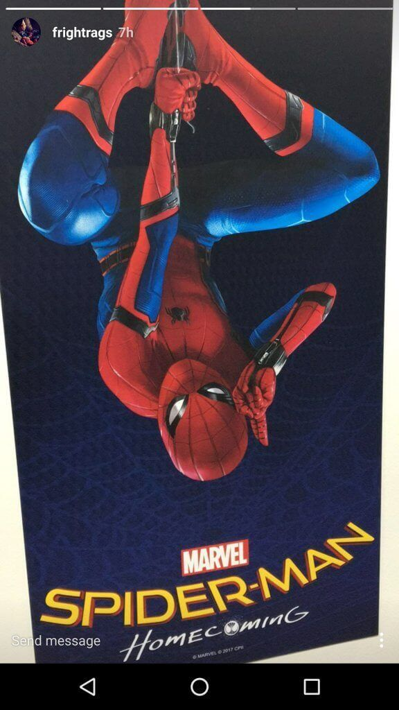 spider-man: homecoming-poster