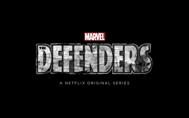 The Defenders Marvel Netflix 2017 Comic Con Teaser SDCC 2016