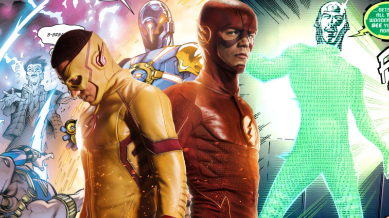 The 6 New Characters Speeding to 'The Flash' in Season 4