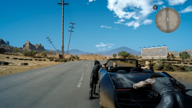 Final Fantasy XV First Hour