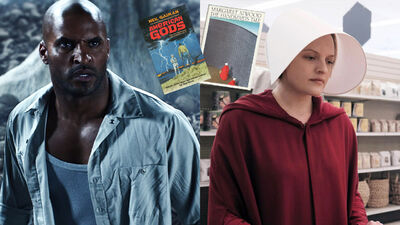 How 'American Gods' and 'The Handmaid's Tale' Adapt Beloved Texts
