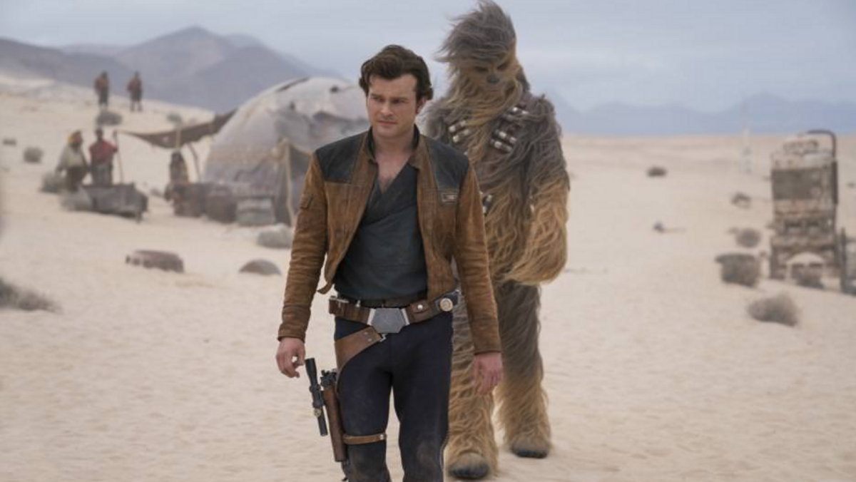 Solo: A Star Wars Story Han Solo Chewbacca