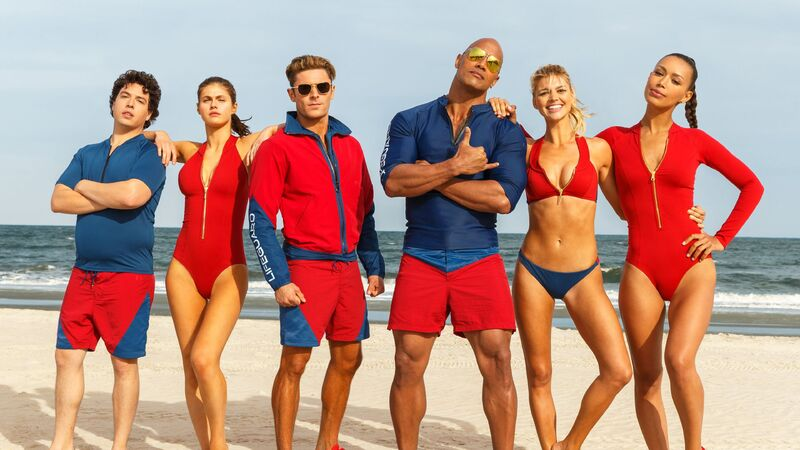 1f73da7ad2 Remember 'Baywatch'? It's Back. In Trailer Form. | FANDOM