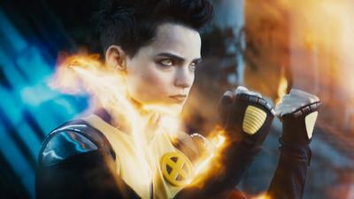 Negasonic Teenage Warhead Star Talks 'Deadpool 2's' LGBT Milestone, New Hairdo