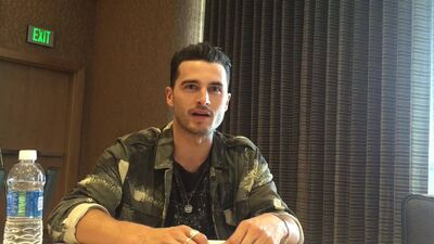 'The Vampire Diaries': Michael Malarkey Interview