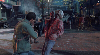 'Dead Rising 4' Screens and GIFs Leak (UPDATED)