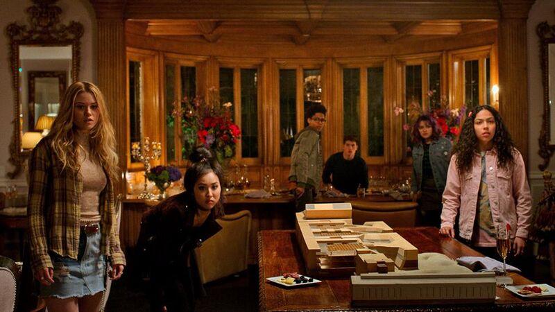 runaways cast
