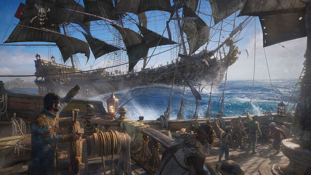 Skull And Bones Will Feature A Narrative Based Singleplayer Campaign, Ubisoft Confirms