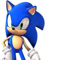 'Sonic the Hedgehog'/Talkbubble