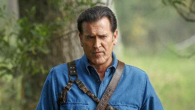 Interview: Bruce Campbell on 'Ash vs Evil Dead'