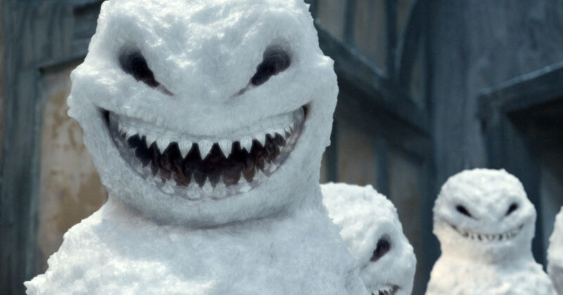 The Snowmen Doctor who