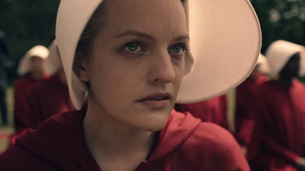 Offred-handmaids-tale