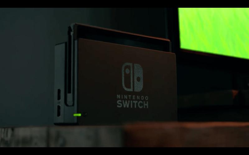 Nintendo Switch Console Hub