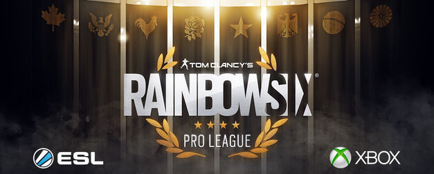 Rainbow Six Siege Pro League Banner