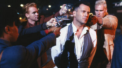 What Went Wrong on Bruce Willis Bomb 'Hudson Hawk'?