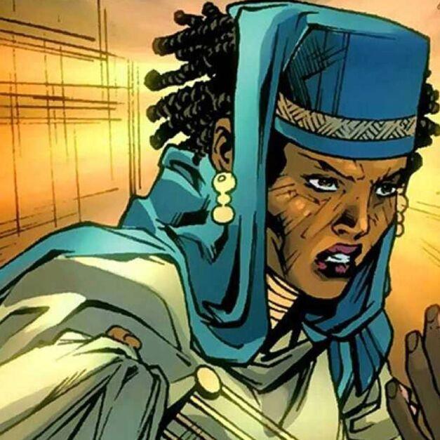 The Queen of Wakanda, also known as Ramonda