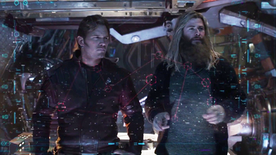 Who REALLY Leads the Guardians of the Galaxy?