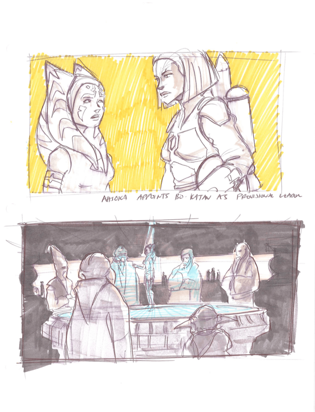 Ahsoka And Bo-Katan