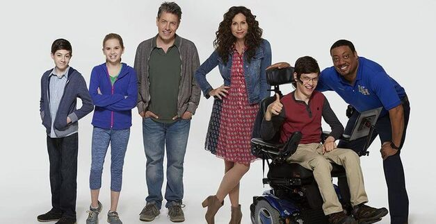 Speechless cast ABC Wednesday 2016
