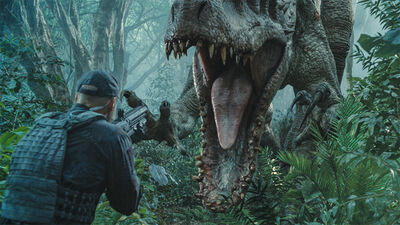 'Jurassic World 2' May Have A Director