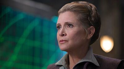 How 'Star Wars' Continues Carrie Fisher's Legacy