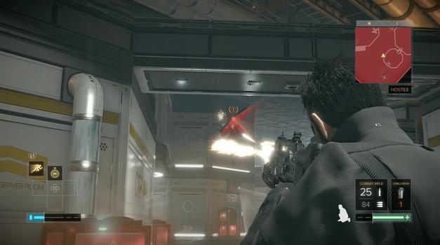 Deus Ex Mankind Divided System Rift Combat
