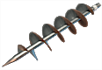 PartsAuger blade