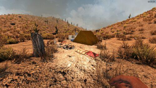 Campsite 784 S 850 E