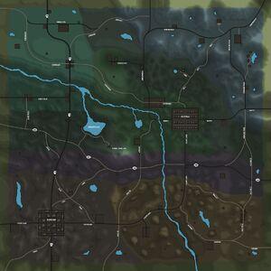 Map 7.7