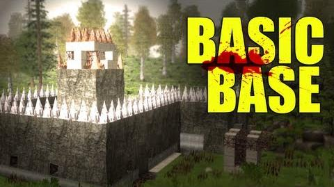 Welcome to 7 Days to Die - Episode 001 - Basic Base-0