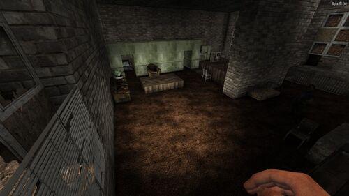 Saloon второй этаж