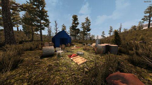 Campsite 375 N 1873 E