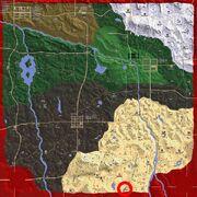 Map canyon gift shop